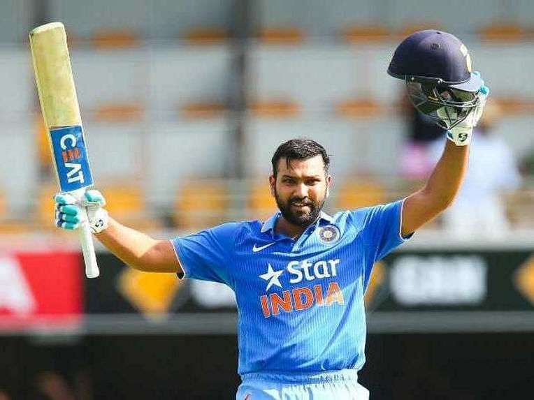 Rohit Sharma holds the record for the highest individual score in an ODI