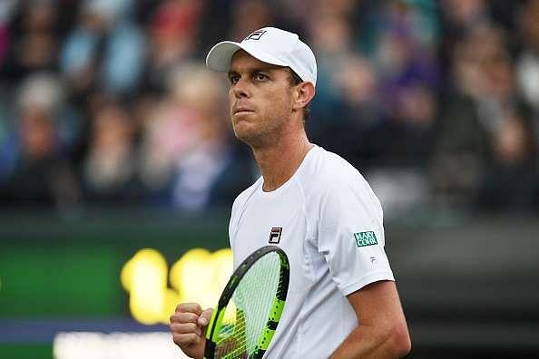 Sam Querrey Wimbledon 2016
