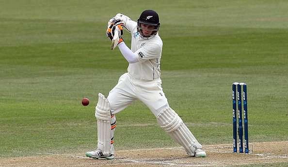 Tom Latham New Zealand Cricket