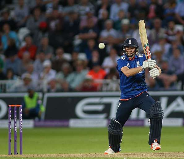 Woakes showed he is no mug with the bat with a measured 95*