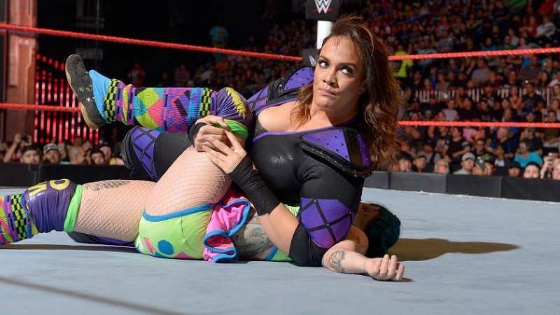 Bayley gets caught not looking injured, The Hugger responds