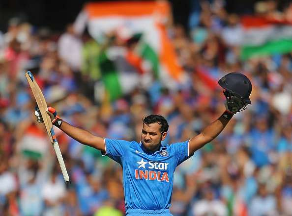 Rohit Sharma has scored two double centuries in ODIs for India.