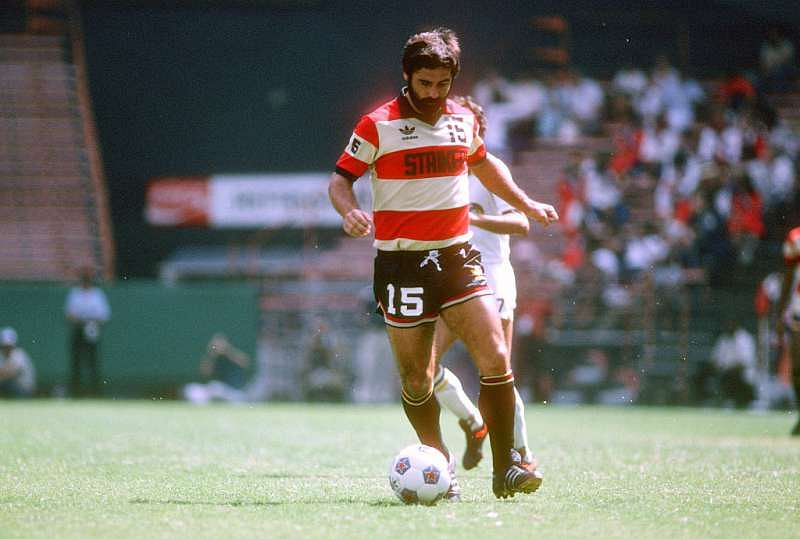 Gerd Muller is considered one of the best out and out strikers of all time