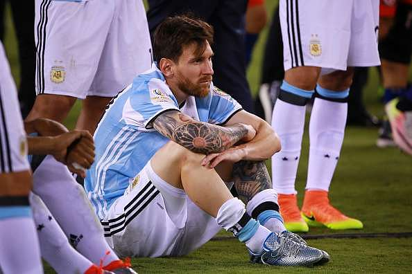 Page 2 Lionel Messi S Tattoos What Do They Signify