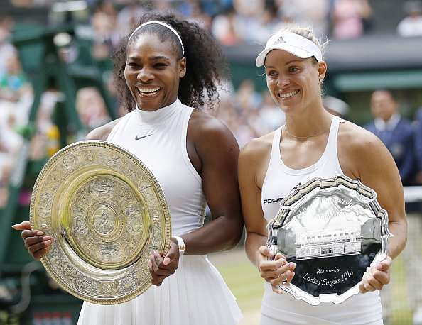 williams kerber 2016 wimbledon