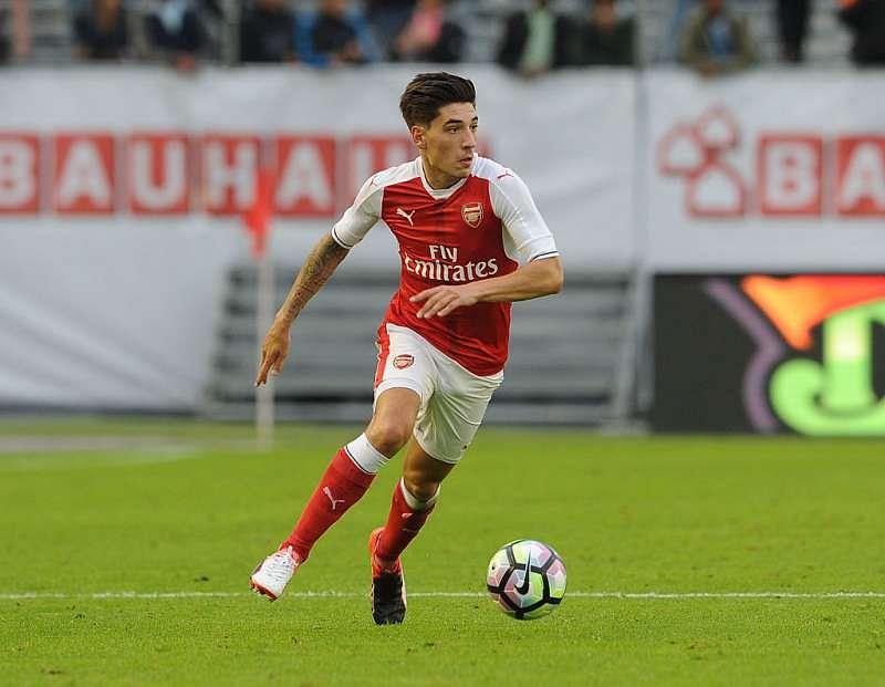 Hector Bellerin, Arsenal
