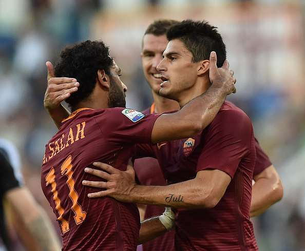 Salah Perrotti Dzeko Roma 5 Things Serie A Week 1