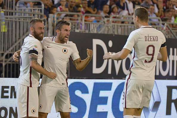 Strootman Roma Serie A 5 things Matchday 2