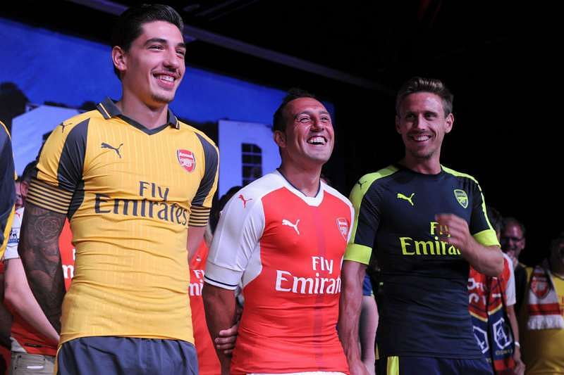 Where to buy Arsenal football jersey online in India (2016-17)