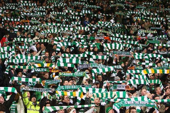 Celtic Park is one of the most iconic stadiums in world football