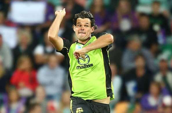 Clint McKay Australia Cricket