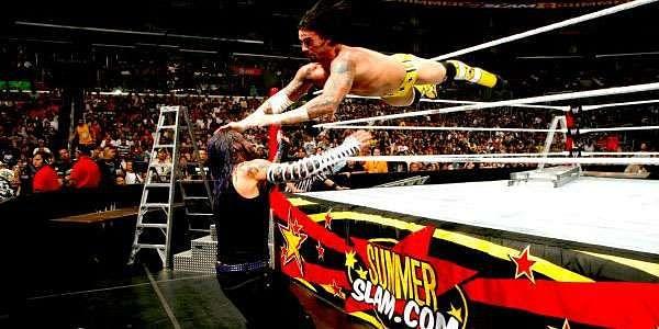 Image result for CM Punk Jeff Hardy summerslam sportskeeda