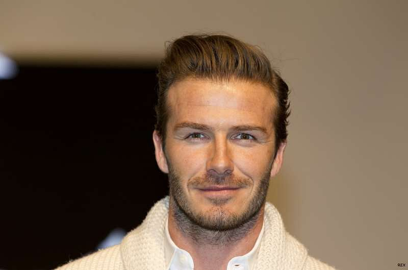Page 3 The Best David Beckham Hairstyles And Haircuts
