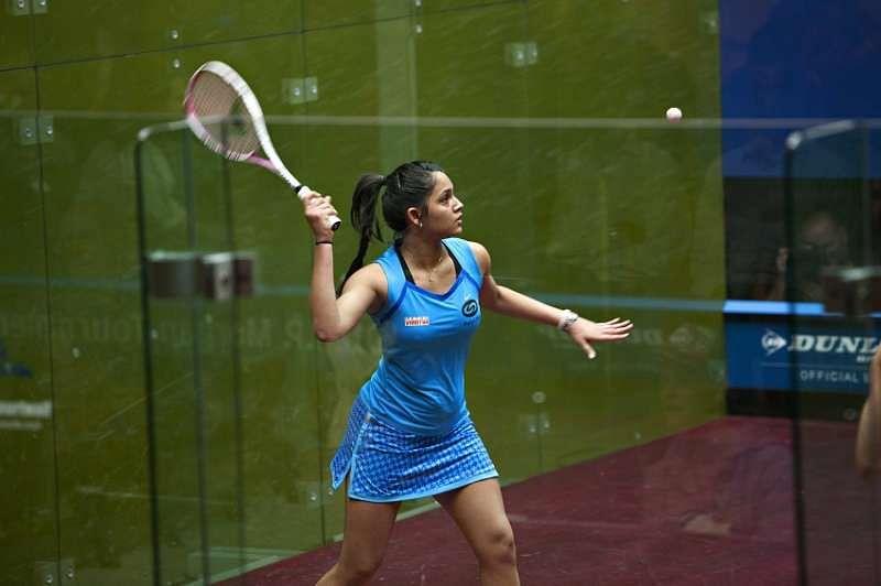 Dipika Pallikal reached the final of Victorian Open last week