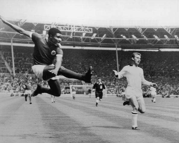 Eusebio was one of Portugal