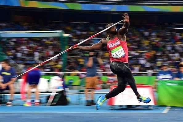 Julius Yego YouTube videos javelin throw silver medal Rio Olympics 2016