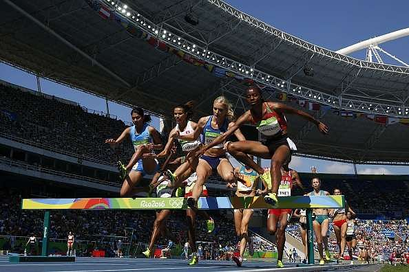 Lalita Babar 3000m steeplechase Rio 2016 Olympics