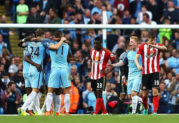 Manchester City Sunderland