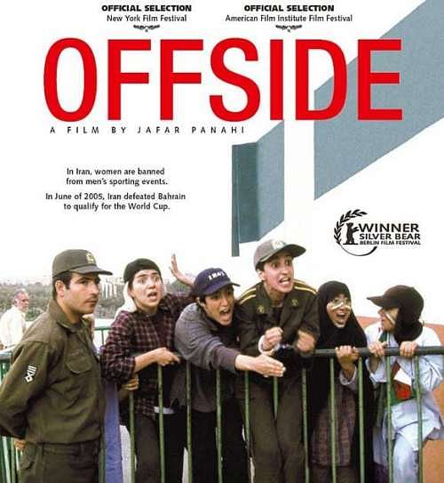 Offside is one of the good soccer movies ever released.