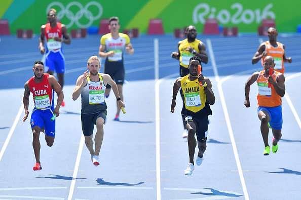 Relay Olympics