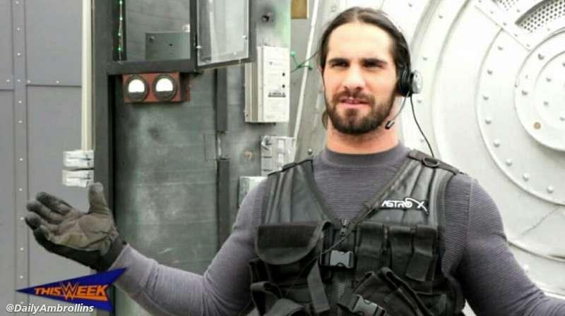 Image result for Seth Rollins in sharknado