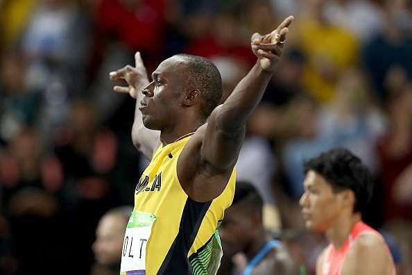 Rio Olympics 2016, Athletics: Usain Bolt, Justin Gatlin ...