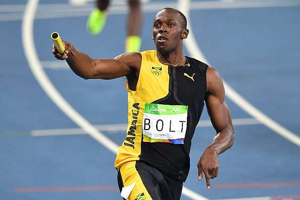 Usain Bolt wins ninth Olympic gold medal as Jamaica win ...