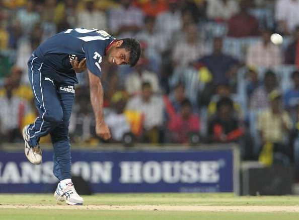 Veer Pratap Singh India Cricket
