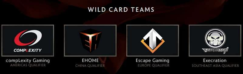 Wild Card Teams