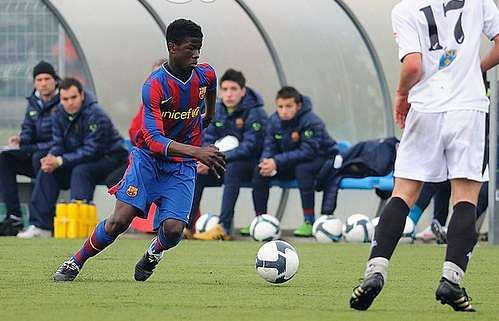 Keita Balde was touted to be a massive star at Barcelona