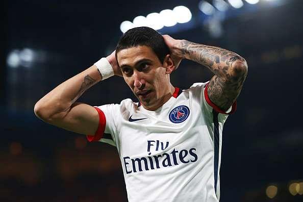 Chelsea Transfer Rumour: Antonio Conte eyes move for Paris Saint-German attacker Angel Di Maria