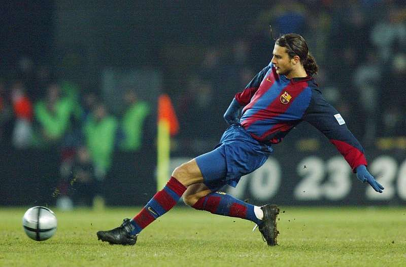 Motta joined the Barcelona academy at 17 and made over 100 appearances for the club