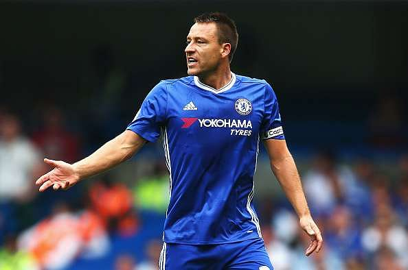 EPL 2016/17: John Terry fit to face Hull City