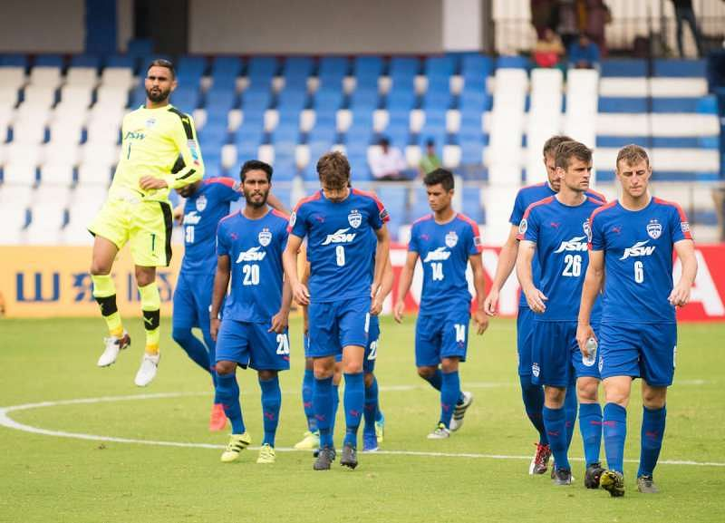 Bengaluru FC AFC Cup vs Tampines Rovers