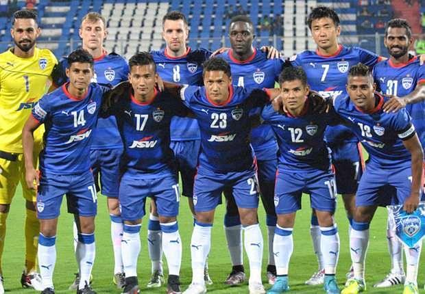 Bengaluru FC are through to the semi-finals