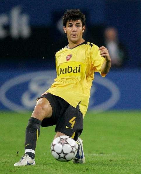 Cesc Fabregas 2006