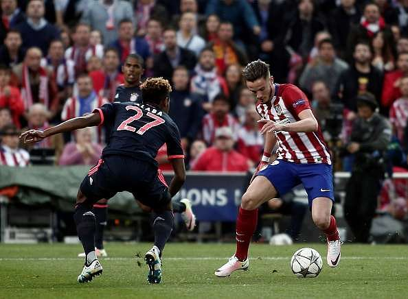 Reports: Barcelona's sporting director Robert Fernandez seen scouting David Alaba and Saul Niguez
