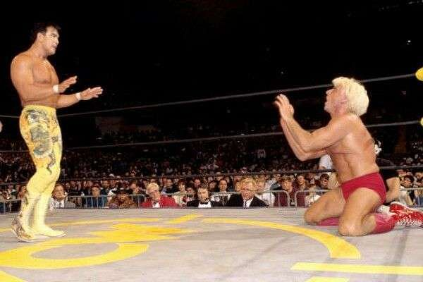 Ric Flair and Ricky Steamboat are regarded as two of the safety wrestlers of all time