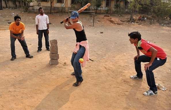 India Gully Cricket