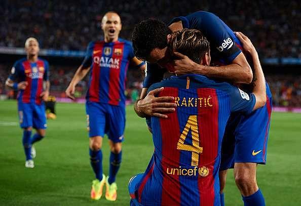 La Liga 2016-17: Barcelona 1-1 Atletico Madrid - Player ratings