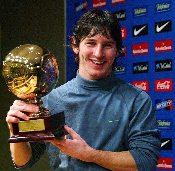 Lionel Messi 2005