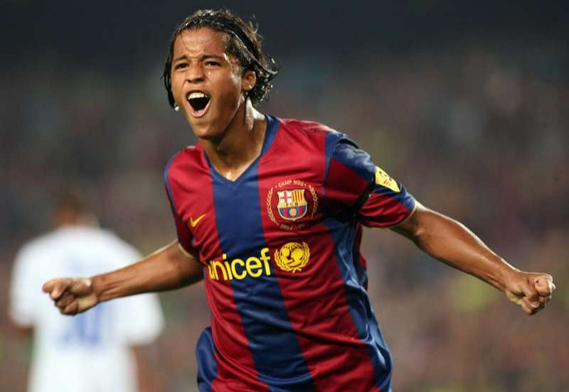 Giovani was one of the brightest prospects in football as a youngster