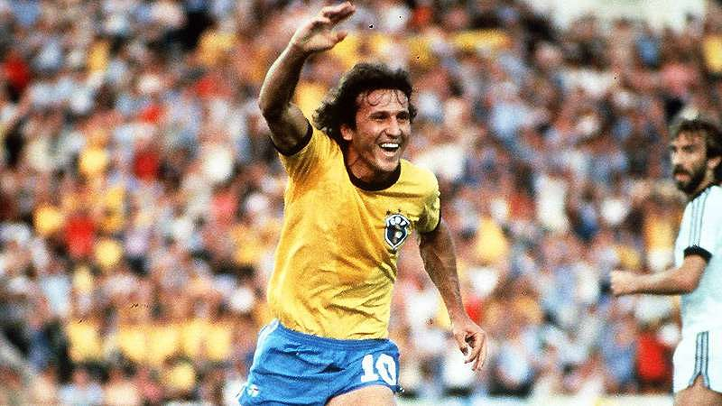 Zico was one of the greatest playmakers the world has ever seen