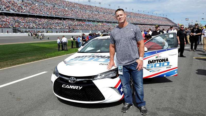 John Cena cars