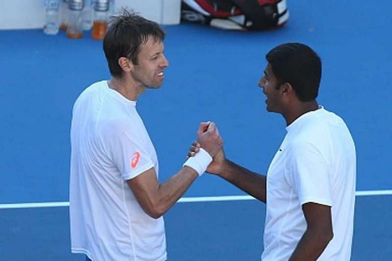 Rohan Bopanna and Daniel Nestor go down to Rafael Nadal and Pablo Carreno Busta in close fight at China Open