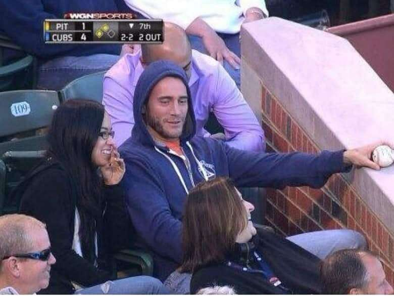 Are aj and cm punk really dating
