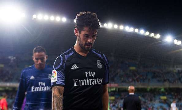 Real Madrid transfer rumour: Spurs seriously considering a move for Isco