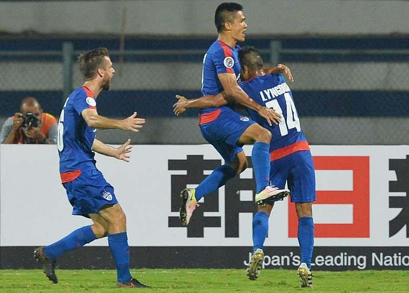 Bengaluru FC, AFC Cup 2016