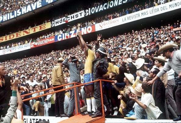 Carlos Alberto Brazil 1970 dies