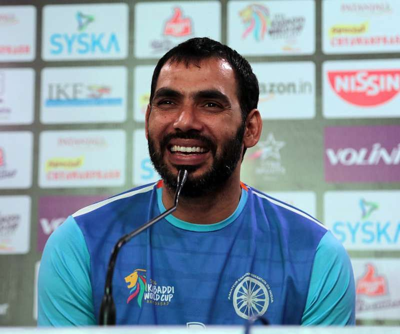 Anup Kumar retired from the Pro Kabaddi League during the sixth edition of the tournament.